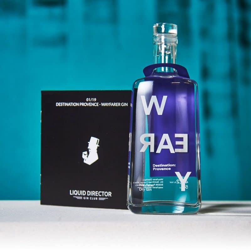 Wayfarer Gin Destination Provence