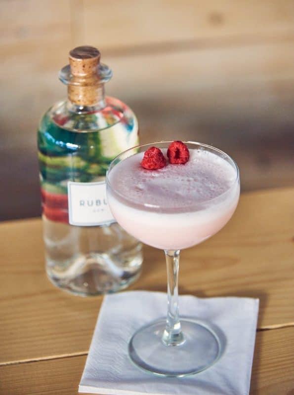 Clover Club Cocktail Rezept & Zubereitung