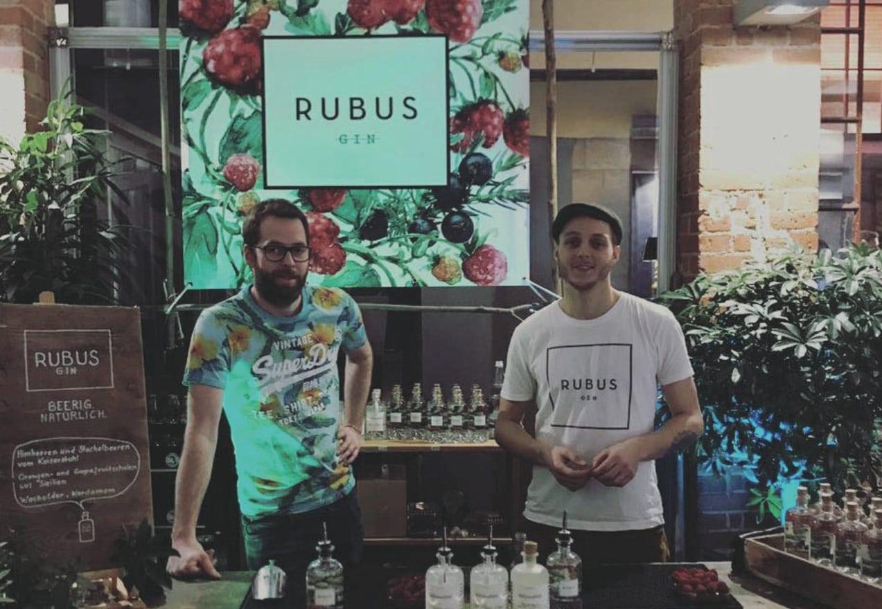 Macher des Rubus Gins
