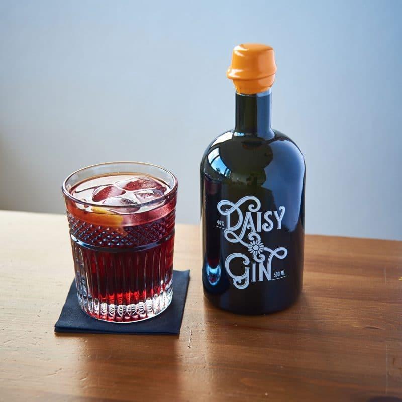 Gin & Juice Zubereitung