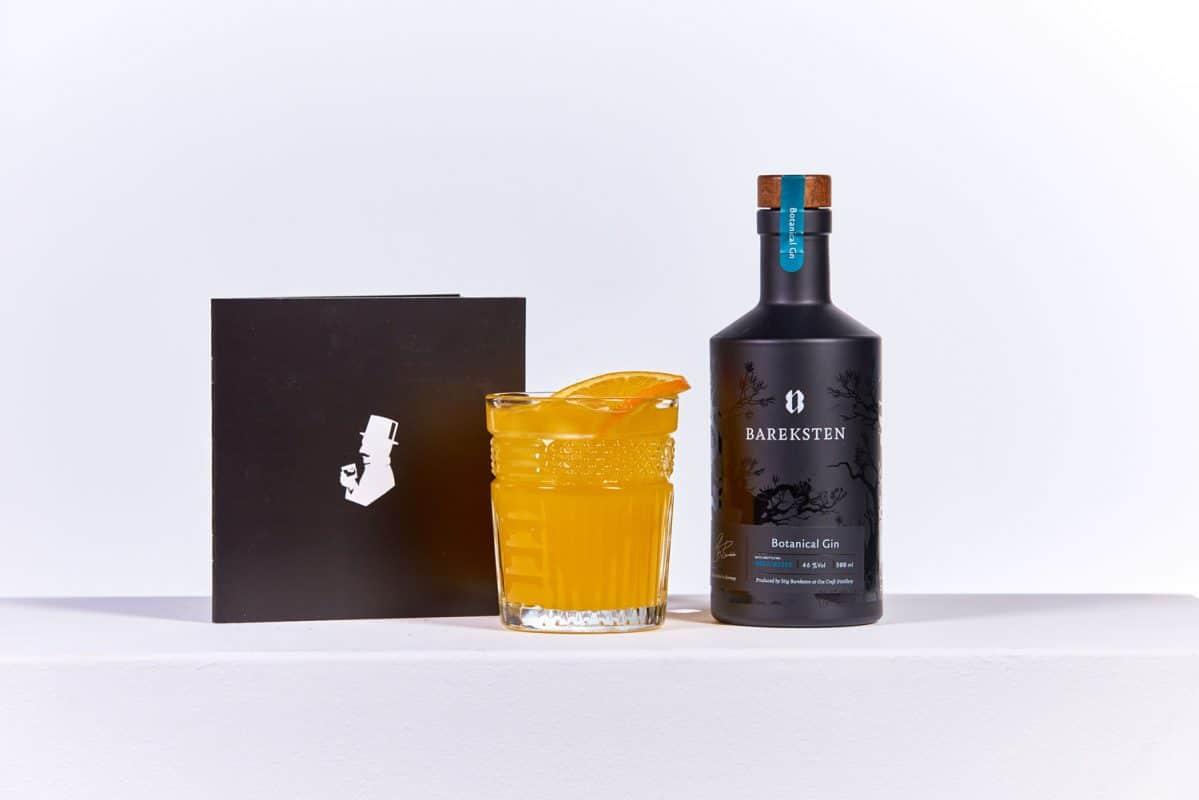 Bareksten Gin beim Liquid Director