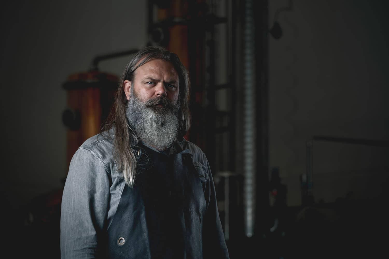 Stig Bareksten, Gründer des Bareksten Gin aus Norwegen