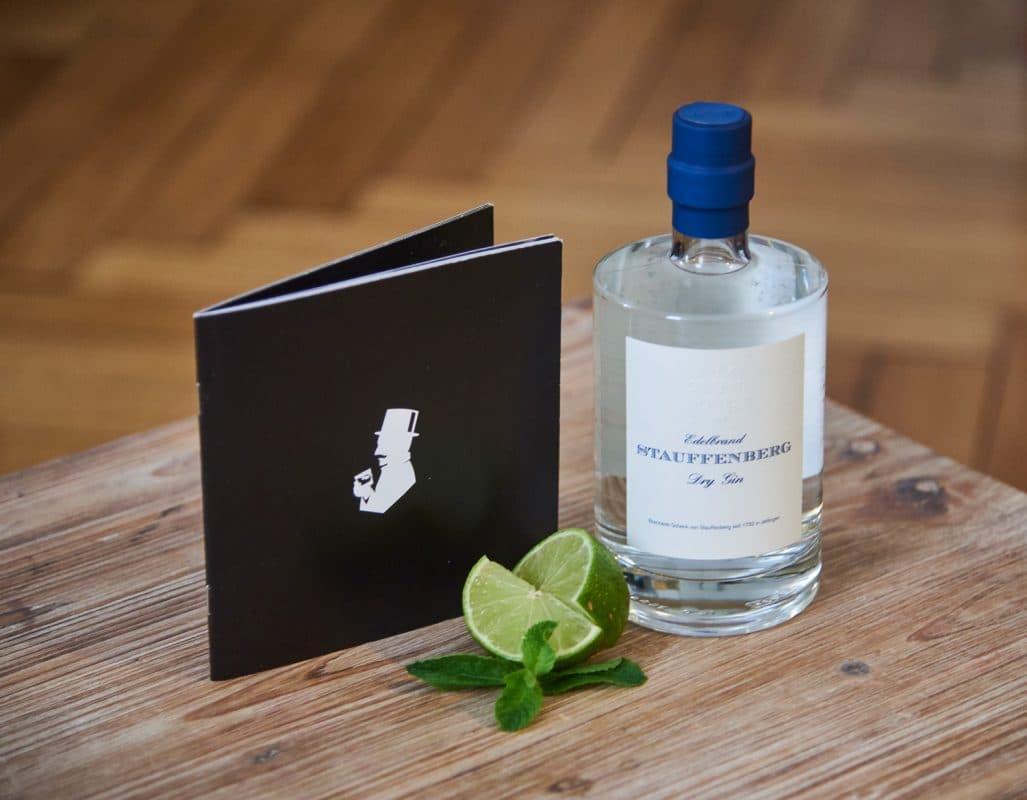 Stauffenberg Gin Geschichte und Cocktails