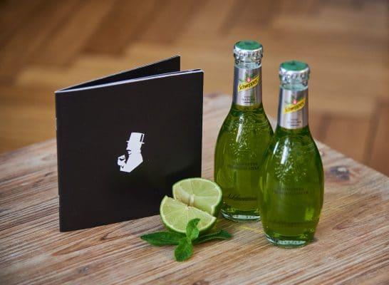 Schweppes Premium Mixer im Gin Club