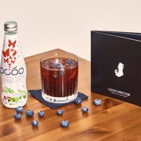 Beauty Cocktail mit Occo Drink und Gin