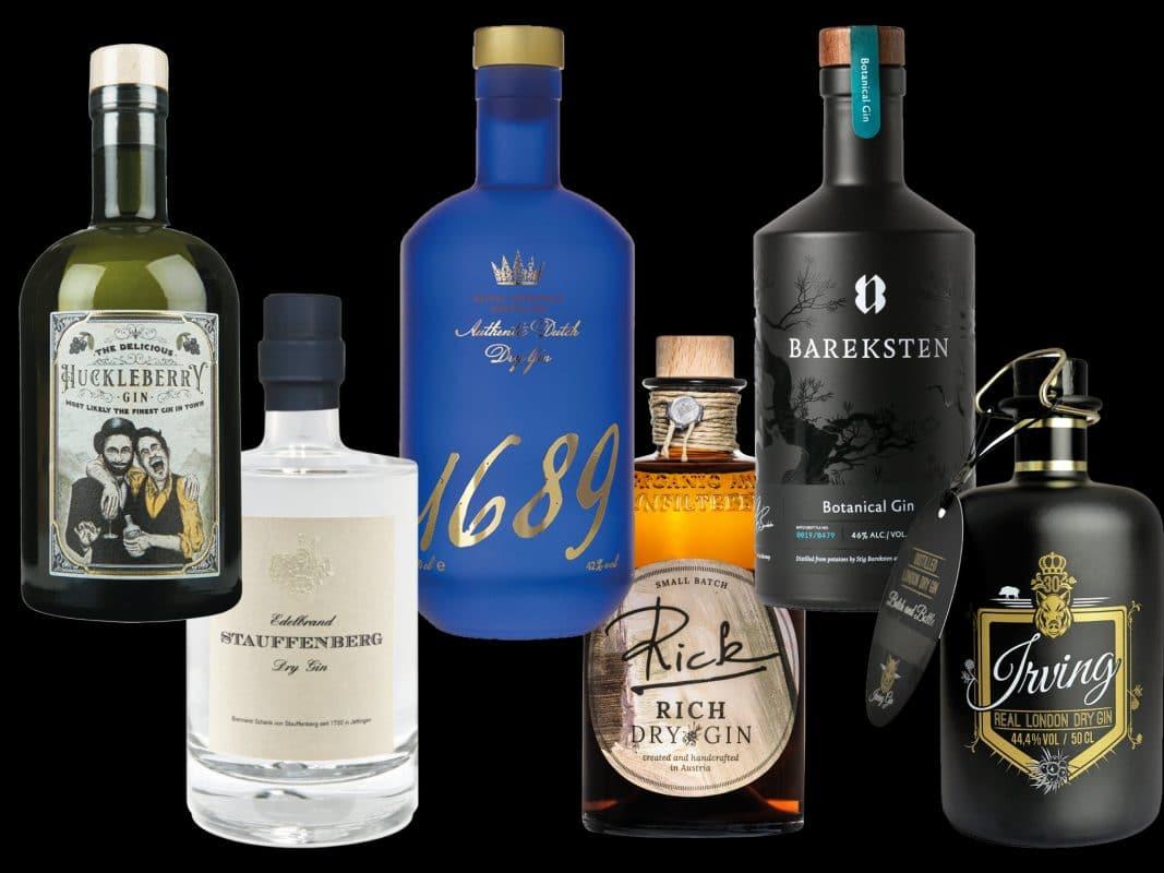 Die besten Gin aus 2019