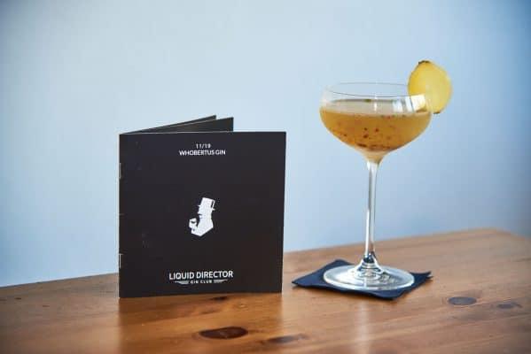 Whobertus Gin Cocktail Empfehlung