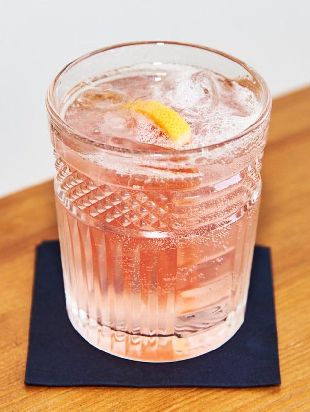 Der Cocktail Tumbler für Gin