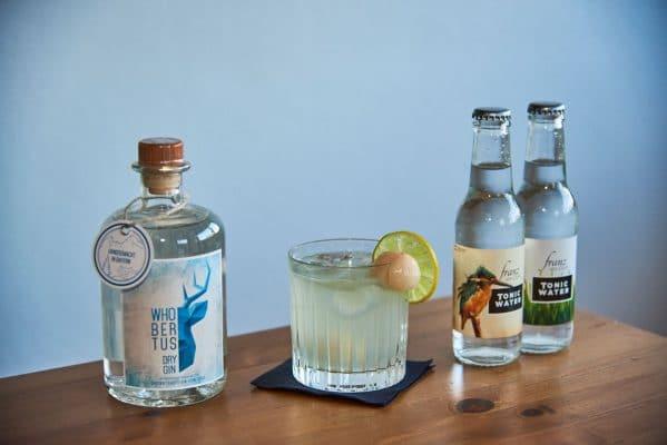 Zutaten für den Litschi Cocktail