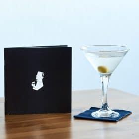 Dry Martini Cocktail