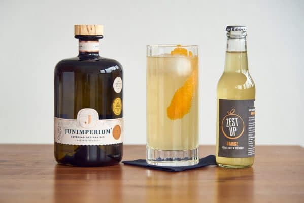 Gin ZestUp Cocktail