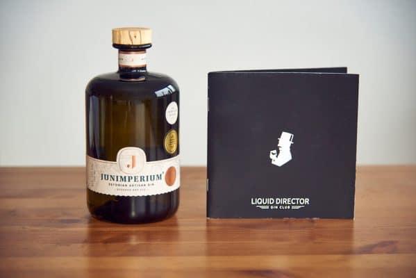Erfahre alles über den Junimperium Gin aus Estland