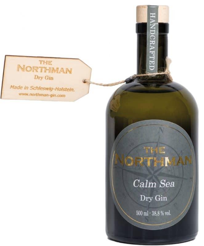 Ein Gin von der Küste Deutschlands: The Northman Gin