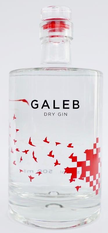Galeb Gin im Detail