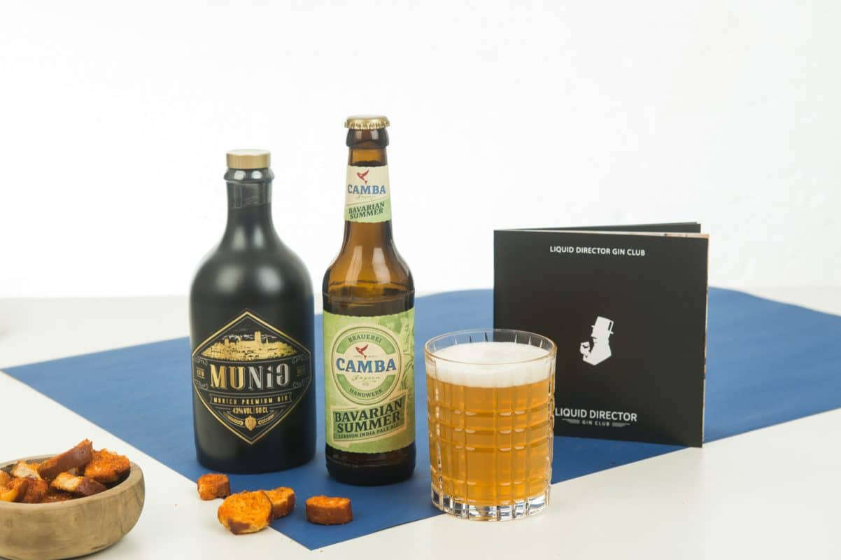 Bavarian Gin Fizz