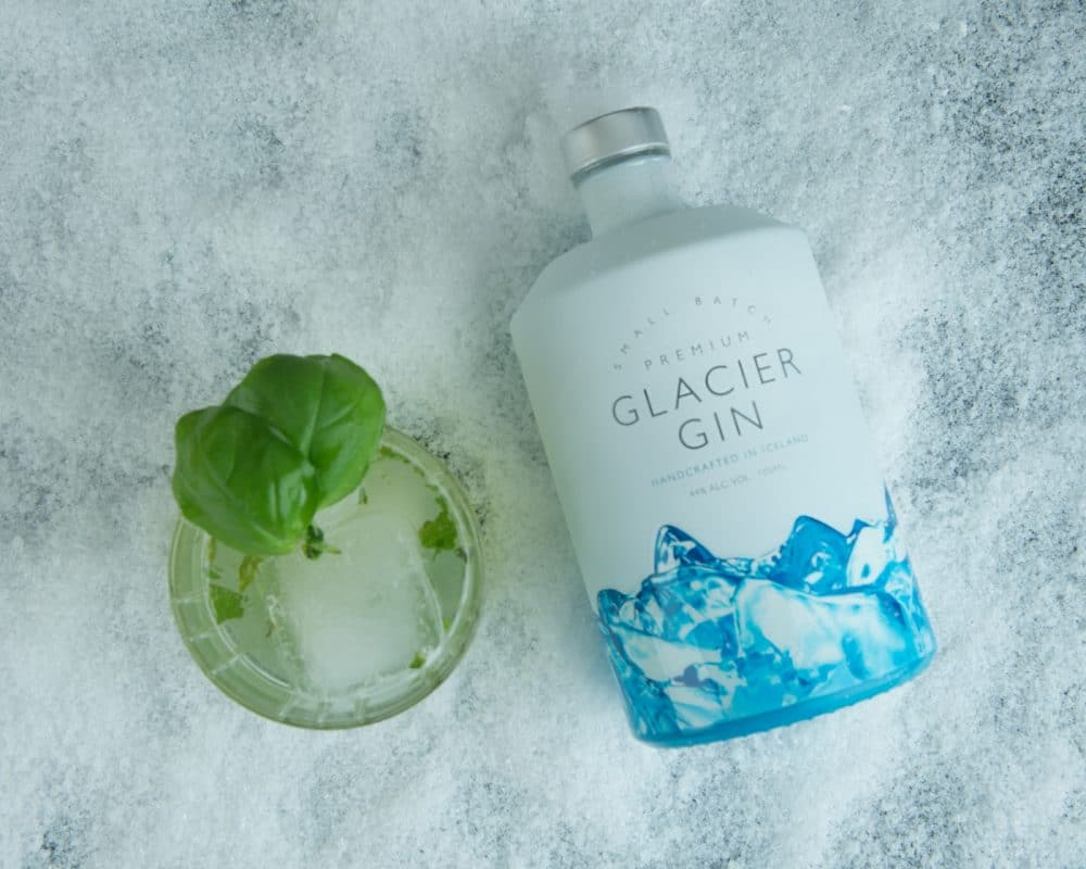 Glacier Gin aus Island im Überblick