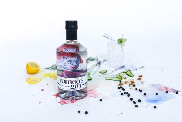 Romeo's Gin aus Kanada