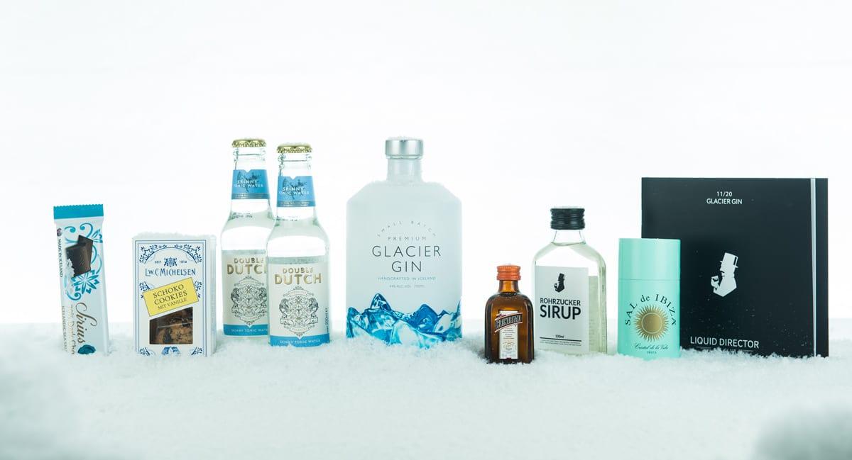 Glacier Gin Box Empfehlungen