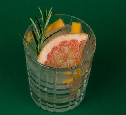 Roshain Gin Charlie Drink