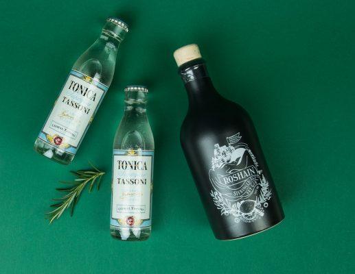 Roshain Gin Tonic Empfehlung: Tassoni Tonic Water