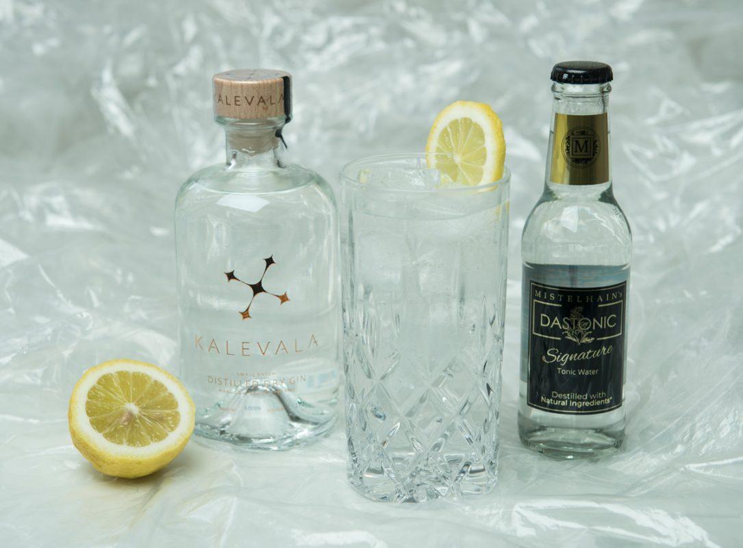 Mistelhain Tonic Water zum Kalevala Gin