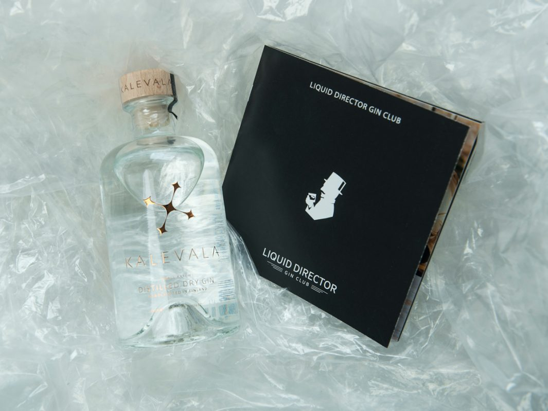 Kalevala Gin Gindependence Sonderedition