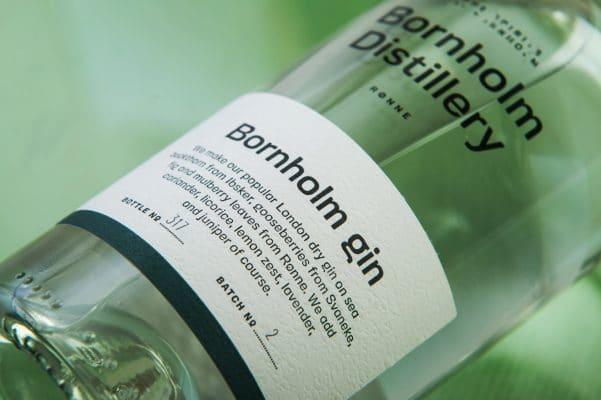 Bornholm Gin aus Dänemark