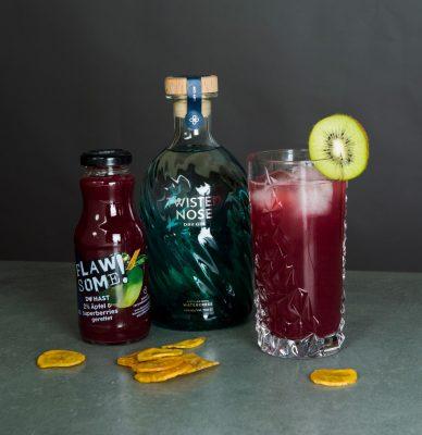 Nose Superberries Cocktail