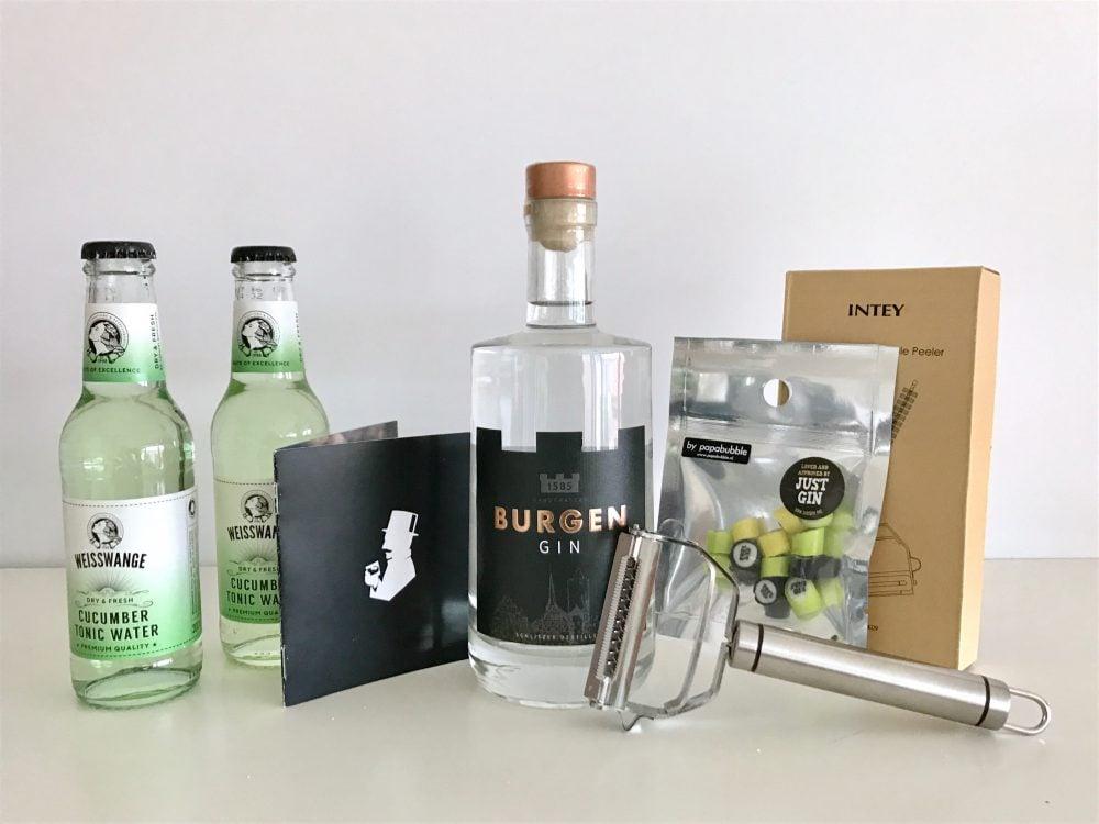Burgen Gin Box