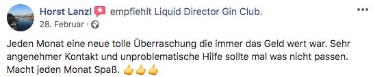 Erfahrungsbericht von Horst