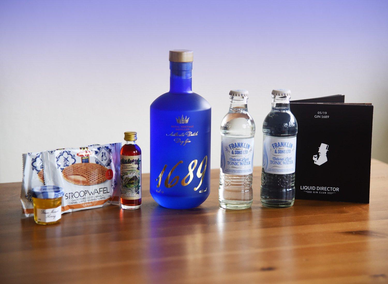 1689 Gin Box