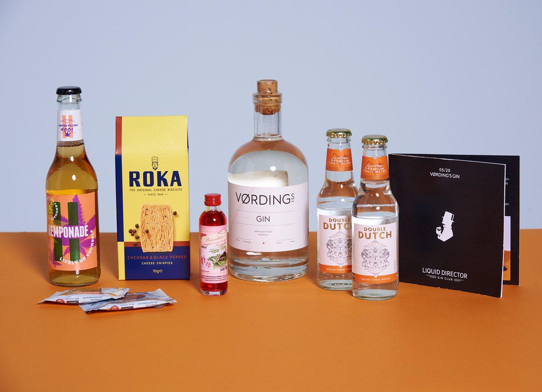 Vordings Gin Box