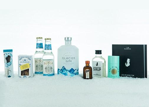 Gin-Box als Gin-Set