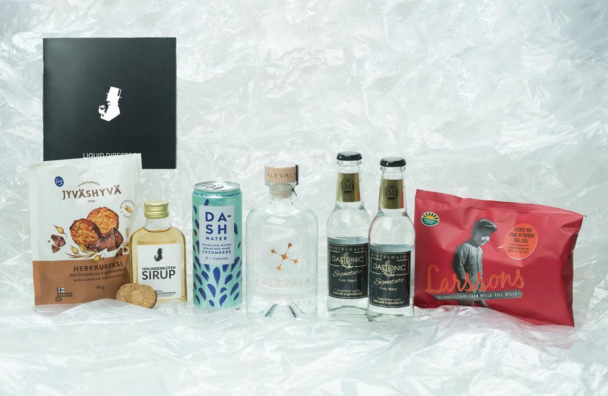 Kalevala Gin Box Finnland
