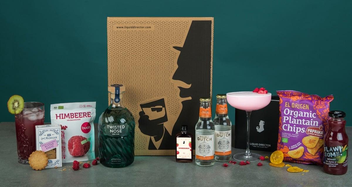 Gin Geschenke von Liquid Director