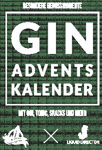 Gin Tonic Adventskalender Logo 2021