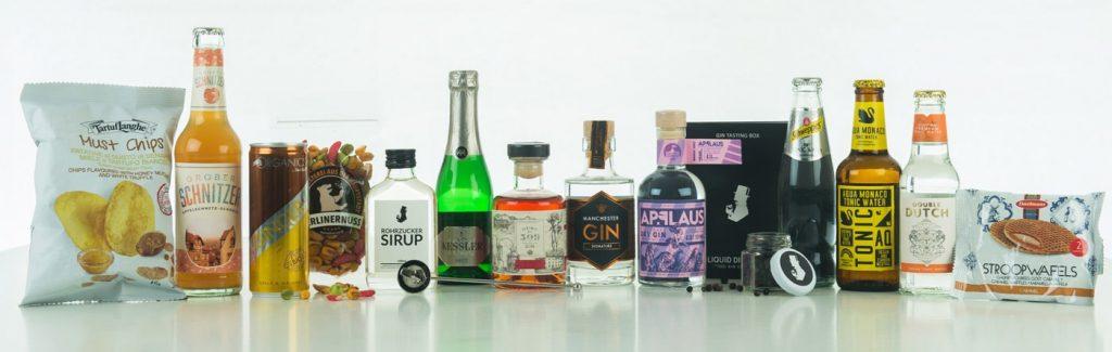 Gin Cocktail Tasting Box