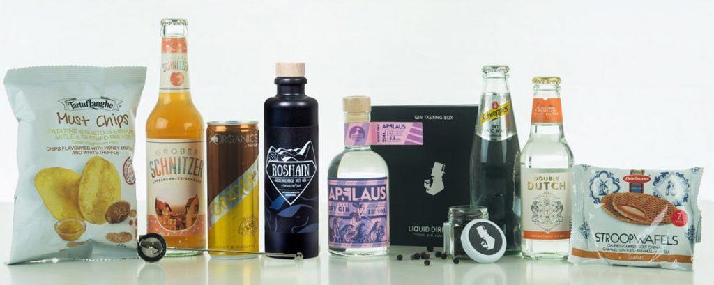 Gin Tonic Tasting Box